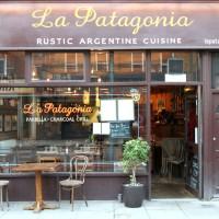 Outside La Patagonia